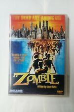 Zombie (DVD, 2004) One of the best zombie movies ever!