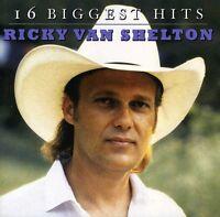 Ricky Van Shelton - 16 Biggest Hits [New CD]