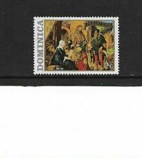 1973 Dominica - Christmas Issue - Mint and Never Hinged.