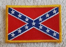 UNITED STATES OF AMERICA SOUTHERN FLAG PATCH Embroidered Badge 6cm x 9cm USA