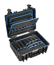 B&W JET5000 117.17 Hartschalen-Werkzeugkoffer Koffer Jet 5000 staub+wasserdicht