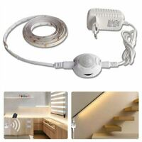 LED lights Strip 1M-5M Waterproof Motion Sensor Under Cabinet Kitchen Lamp Light