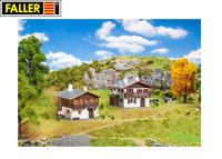 Faller H0 190162 Aktions-Set Alpenhäuser - NEU + OVP #