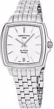Certina Women's DS Prime MOP Dial Stainless Steel Quartz Watch C0283101111600