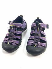 Keen Childrens Boys Girls Newport Waterproof Purple Sandals Size 1