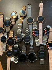Fossil Gen 4 Watch Lot Of 5 Watches  Please Read Description