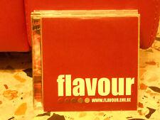 FLAVOUR- RADIOHEAD-BETA BAND-PLAN-DANDY WWRHOLS-MATTHEW JAY - STARSAILOR - PROMO