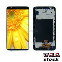 For LG Stylo 2 LS775 LCD Touch Screen Digitizer Frame Assembly_US