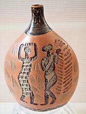 VTG Ceramic Vase  La Dolce Vita by JA Designs ''Ancient Artifacts Collection''