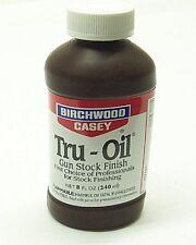 Olio Birchwood tru-oil  per legno ml 240