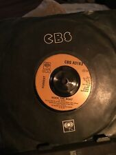 "Forrest - Rock the Boat - Loving You - CBS Records 7"" 1982"