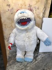 "Bumble Abominable Snowman Rudolph The Red Nosed Reindeer 24"" Plush Greeter See"