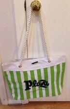 Plaza Hotel & Casino Canvas Bag W/ Rope Handles NEW