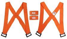 Havy Duty Lifting Shoulder Straps Moving Harness Fork Lift Furniture Holder Ffm