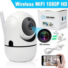 1080P WLAN IP Kamera Innen Überwachungskamera Webcam Hause Kamera IR Nachtsicht