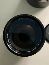 [Exc+4]  Contax Carl Zeiss Sonnar 135mm F2.8 T* AEJ C/Y Mount Lens From JAPAN
