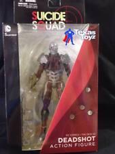 New 52 Suicide Squad DEADSHOT 7in Action Figure Villain DC Direct Toys JLA