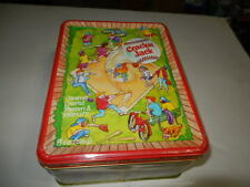 1994 Cracker Jack Tin Limited Edition Canister-NEVER OPENED