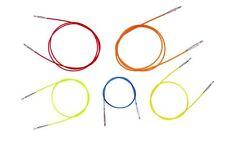 Knitpro Replacement Cable Multi-Colour incl. end caps & key 40 - 100 cm