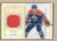 Ryan Nugent-Hopkins 64 2013-14 National Treasures Numbers Patch (Jersey) 81/93