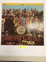 The Beatles Sgt. Peppers Lonely Hearts Club Band  Vinyl Album LP