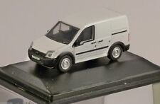 FORD TRANSIT CONNECT in White 1/76 scale model OXFORD DIECAST