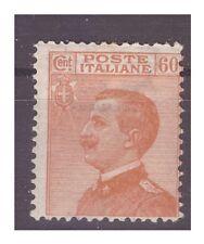 REGNO 1926 - MICHETTI  Cent.  60 giallo bruno  NUOVO **