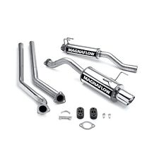 "2002-2005 2.0L ACURA RSX 2.25"" Stainless Cat-Back Exhaust System With Tip"