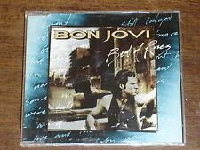 BON JOVI Bed of roses Maxi CD