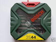 Bosch 44tlg. X-Line Set Bit und Bohrer Set