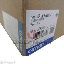 OMRON CP1H PLC CP1H-XA40DR-A CP1HXA40DRA New in Box NIB Free Ship