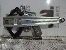 HYUNDAI I10 1.2 2014 PASSENGER SIDE REAR WINDOW REGULATOR 83401 B9010