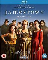 Blu-Ray JAMESTOWN * TV Series Season 1 One  NEW SEALED  *