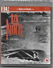 La Notte Blu Ray (Marcello Mastroianni)(Masters of Cinema)Region B Free Post
