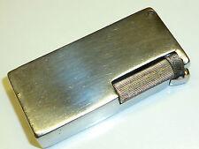 GAMMA VINTAGE SOLID ALUMINIUM BLOCK POCKET LIGHTER - WWII (1939-1945) - NICE