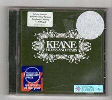 (IE165) Keane, Hopes And Fears - 2004 CD