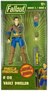Just Toys LLC Fallout Mega Merge Figures (Vault Dweller)