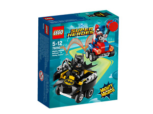LEGO® DC Comics Super Heroes 76092 Mighty Micros: Batman™ vs. Harley Quinn™ NEW