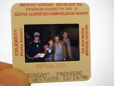 Original Press Photo Slide Negative - Republica - 1996