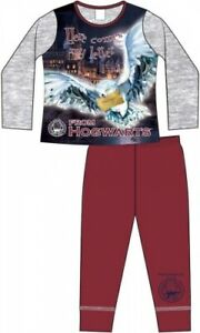 HARRY POTTER PYJAMAS - HERE COMES MY LETTER FROM HOGWARTS!