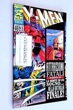GLI INCREDIBILI X-MEN n. 65 ATTRAZIONI FATALI PARTE 2 Marvel Italia 1995