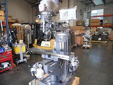 Precision  Vertical Turret Milling Machine