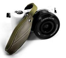 Matin Beetle-27W Camera Hand Grip & Wrist Strap for Canon Nikon Sony DSLR(Green)
