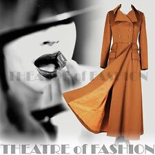 VINTAGE WALLIS COAT JACKET 40s WAR BRIDE RIDING 30s 50s FEMME FATALE 8 10 12 14