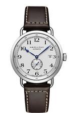 Hamilton Khaki Navy Pioneer Small Second Auto Silver Dial Men's Watch H78465553