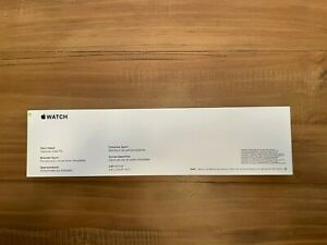 Apple 44mm Soft White Sport Band (Brand New - Sealed, un-opened box)