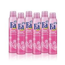 Fa Deodorant Spray Pink Passion 6.75 Oz (Pack of 6)