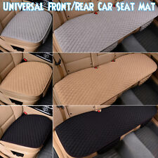 Universal Auto Car Seat Cover Pad Mat Non-slip Front Back Gray Cushion  @!   ﹟