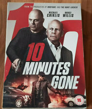 DVD 10 Minutes Gone [DVD] Bruce Willis NEW