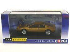 Lotus Esprit S2 - 1st production Series 2 (championship gold) RHD